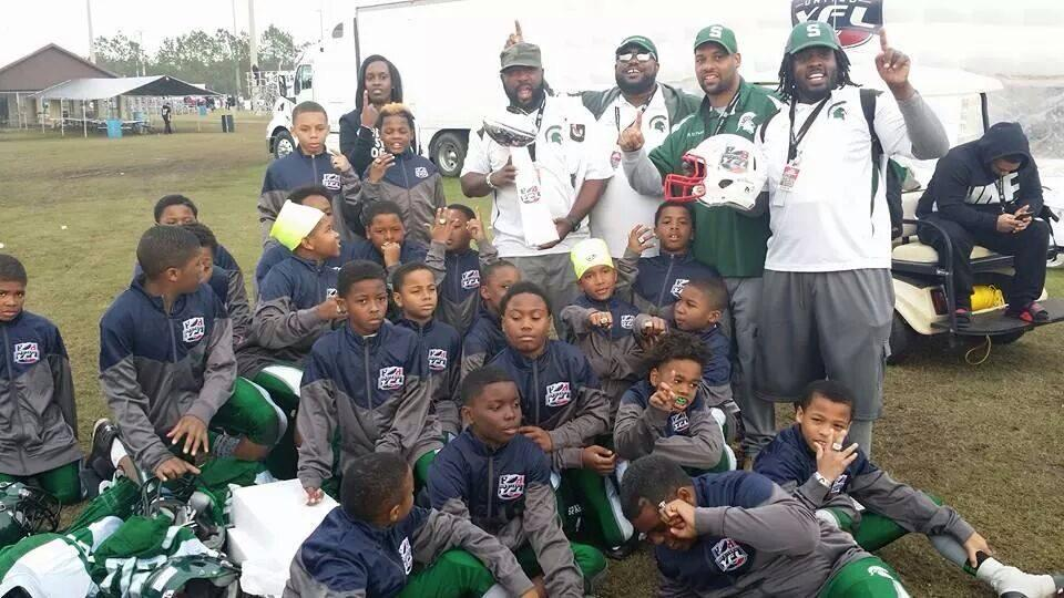 2017 College Football Final Rankings >> UFYL 10U NATIONAL CHAMPS DETROIT SPARTANS... - Football Hotbed