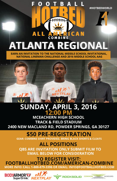 Atlanta All-American Combine and Future 4 Regional