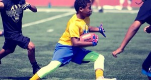 San Diego Hotbed Middle School All-American, Jaylen Thompson