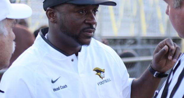 Head Coach Pat Surtain