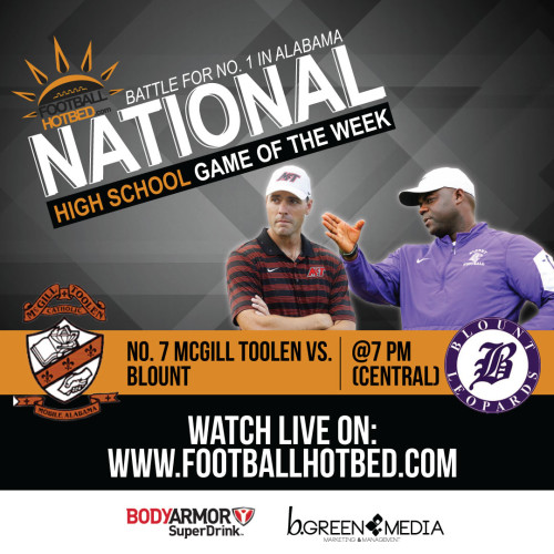HSFB | GAME OF THE WEEK