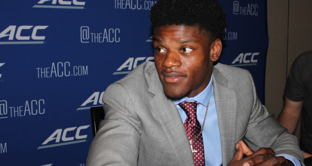 Lamar Jackson (Football Hotbed)